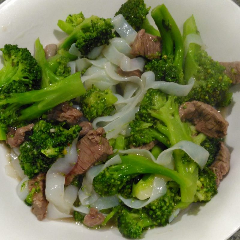 Stage 3 recipes - broccoli meat pasta
