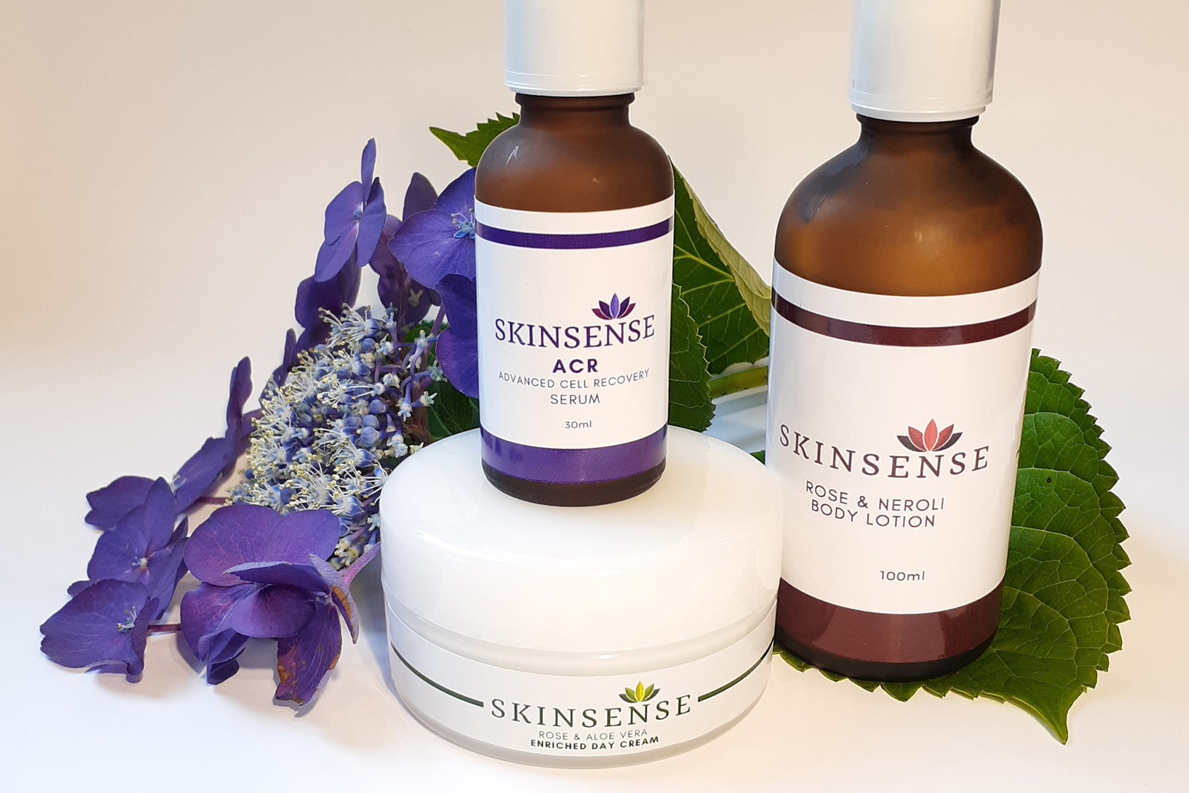 Skinsense Products Pack